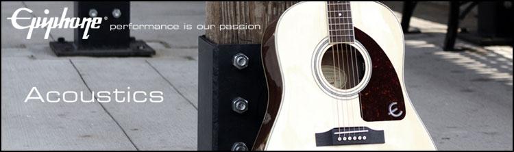 Epiphone Acoustic Guitars