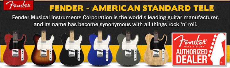 American Standard Telecasters