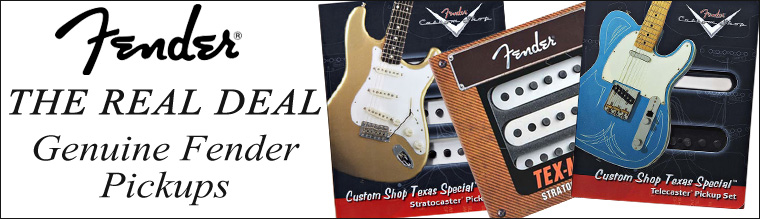 Fender Genuine Pickups