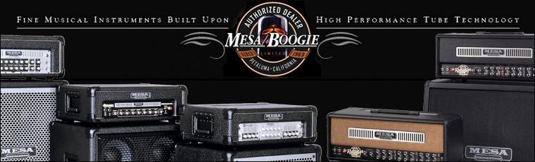 MESA Boggie Amps