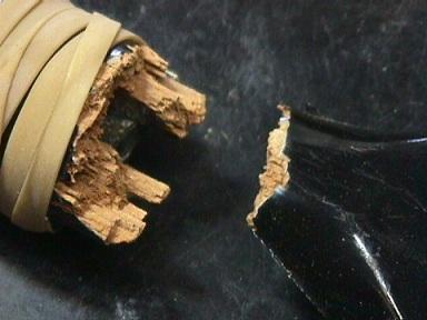 Epiphone Neck Repair Job