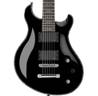 Charvel Desolation DC-1 ST Electric Guitar - Black
