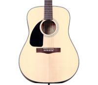 Fender CD-100 v2 Acoustic Guitar - Natural, Left Handed
