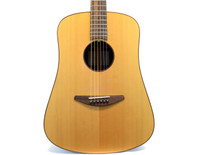 Baden D-Style Acoustic Guitar Rosewood w/ Hardshell Case