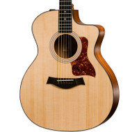 Taylor 114ce Acoustic/Electric Cutaway Guitar with Gig Bag