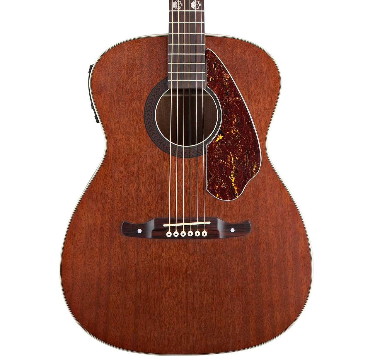 Fender tim armstrong hellcat acoustic guitar solid mahogany