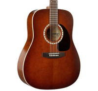 Art & Lutherie Cedar Antique Burst Acoustic Guitar