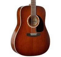 Art & Lutherie Cedar Antique Burst Acoustic Guitar