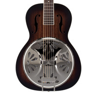 Gretsch Ampli-sonic G9220 Boxtail Deluxe Resonator Guitar