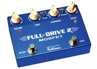Fulltone - Fulldrive 2 MOSFET Distortion Overdrive Pedal