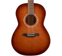 Art & Lutherie Folk Cedar Antique Burst Acoustic Guitar