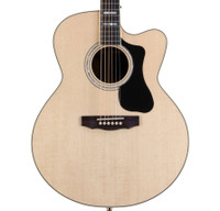 Guild F-150RCE Guitar, Solid Spruce top w/ Rosewood back/sides