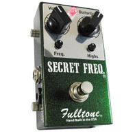 Fulltone Secret Freq Overdrive & Distortion Pedal