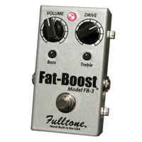 Fulltone Fat-Boost 3 Guitar Boost Pedal
