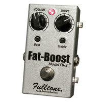 Fulltone Fat-Boost 3 Guitar Boost Pedal