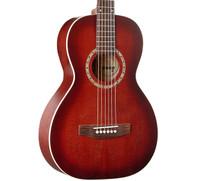 Art & Lutherie Ami Spruce Burgundy Acoustic Guitar w/ Gig Bag