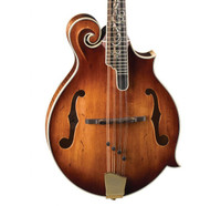 Michael Kelly Legacy Dragonfly Flame Mandolin, Antique Violin Satin