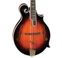 Michael Kelly Legacy Flame Mandolin, Tobacco Sunburst