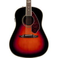"""Fender Ron Emory """"Loyalty"""" Slope Shoulder Guitar - Vintage Sunburst"""