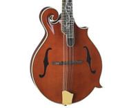 Michael Kelly Legacy Dragonfly Flame Mandolin - Aged Walnut