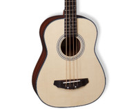 Michael Kelly Sojourn 4 Travel Bass, Acoustic Bass - Natural