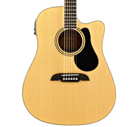 Alvarez RD26CE Acoustic/Electric Guitar with Deluxe Gig Bag
