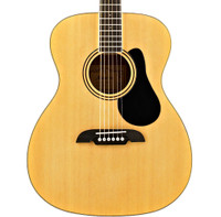 Alvarez RF26 Folk Acoustic Guitar - Natural, with Deluxe Gig Bag
