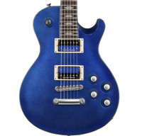Charvel Desolation DS-1 Pro Stock Electric Guitar - Metallic Blue