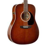Art & Lutherie Cedar Antique Burst QI Acoustic / Electric Guitar