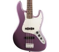 Fender Affinity Jazz Bass, Rosewood Fingerboard - Burgundy Mist Metallic