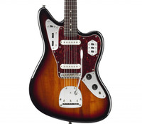 Fender Squier Vintage Modified Jaguar, Rosewood FB - 3 Color Sunburst