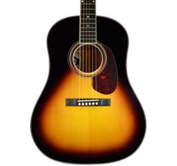 Guild Orpheum Slope Shoulder 14-Fret Mahogany Dreadnought - Sunburst