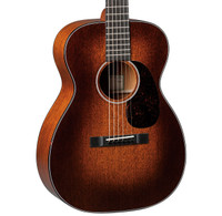 Martin 00-DB Jeff Tweedy Custom Acoustic Guitar with Hardshell Case