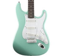 Fender Squier Affinity Stratocaster, RF, - Surf Green