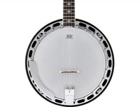 "Gretsch G9400 Broadkaster ""Deluxe"" 5-String Resonator Banjo"