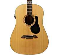 Alvarez ARD70E Dreadnought Round Shoulders Acoustic/Electric Guitar