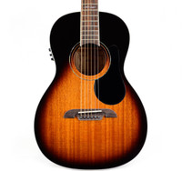 Alvarez AP66ESB Parlor Acoustic-Electric Guitar