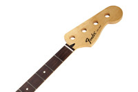 Fender Genuine Jazz Bass Neck - Rosewood Fingerboard