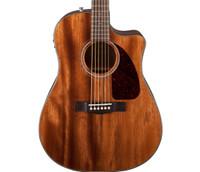 Fender CD-140SCE, All Mahogany Acoustic Guitar