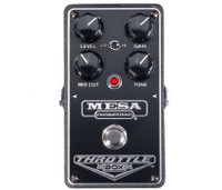 MESA/Boogie Throttle Box Distortion Electric Guitar Effects Pedal
