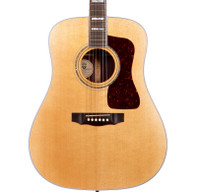 Guild D-55 Dreadnought Acoustic Guitar with Case