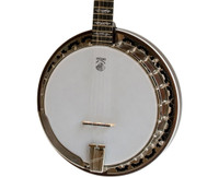 Deering Eagle II 5-String Banjo with Hardshell Case