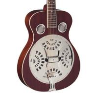 Regal RD-40M Resonator Guitar - Mahogany