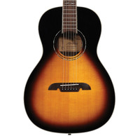 Alvarez AP70SB Parlor Acoustic Guitar - Sunburst