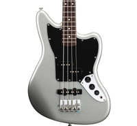 Fender Squier Vintage Modified Jaguar Bass Special SS - Silver