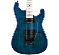 Charvel San Dimas Style 1 HH Electric Guitar - Blue Burst