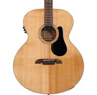 Alvarez ABT60E Baritone Acoustic/Electric Guitar