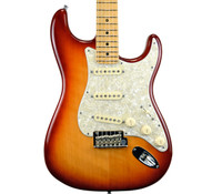 Fender Limited Edition Select Port Orford Cedar Strat w/ Case