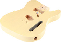 Fender USA Telecaster Body (Vintage Bridge) - Vintage Blonde