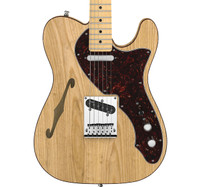 Fender American Deluxe Telecaster Thinline - Natural